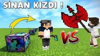 SİNAN ABİ DELİRDİ - Minecraft Lucky Wars