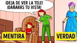 10 Mentiras Que Nos Decían Nuestros Padres thumbnail