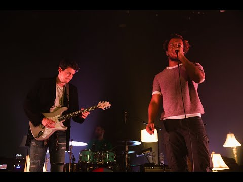 Cautious Clay with John Mayer - SWIM HOME (Live from The Fonda Theatre)