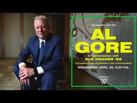 The 2018 Wilson Lecture: Al Gore