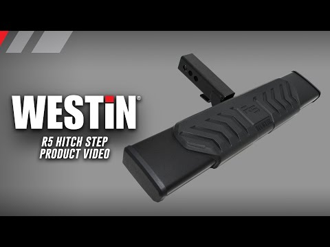 Westin R5 Hitch Step Product Features