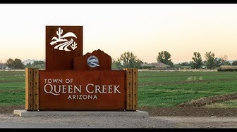 Living in Queen Creek Arizona