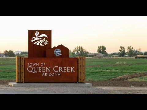 Living in Queen Creek Arizona