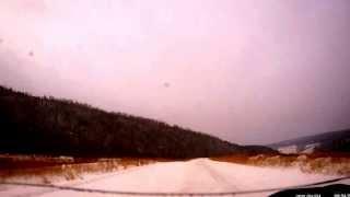 Жигалово поездка2 350 км. от Иркутска