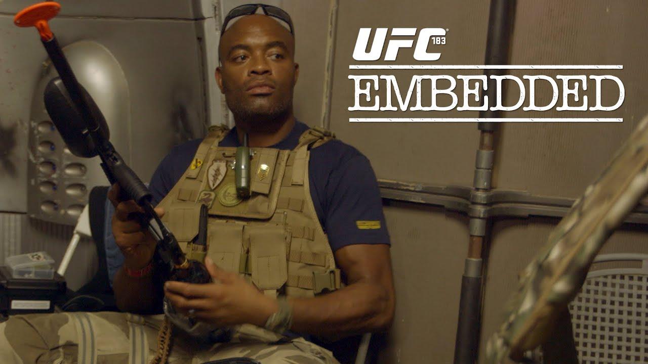 UFC 183 Embedded: Vlog Series - Episode 1 - YouTube