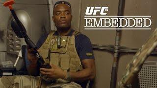 UFC 183 Embedded: Vlog Series - Episode 1
