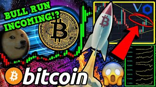 BITCOIN BREAKING KEY RESISTANCE NOW!!! START of NEXT MAJOR BULL RUN!!? DOGECOIN to $1?