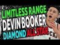NBA 2K18 - MyTeam - LIMITLESS RANGE - Diamond Devin Booker