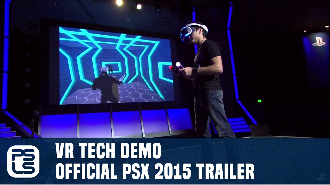 PlayStation VR - PSX 2015 Tech Demo