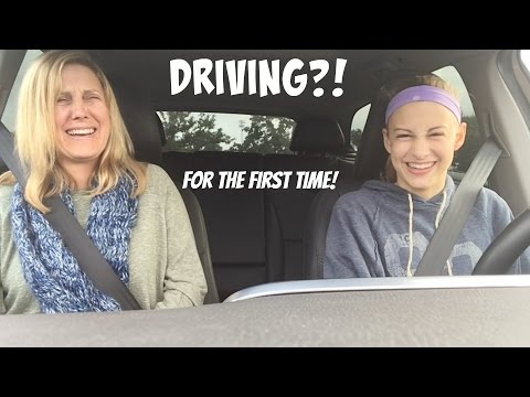 Learning To Drive For The First Time