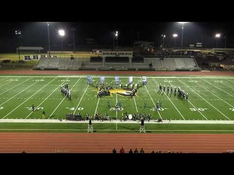 Mendenhall High School Marching Band 2018