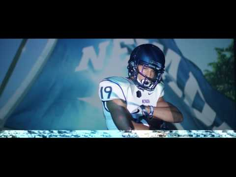 2017 Nevada Wolf Pack Football Commercial