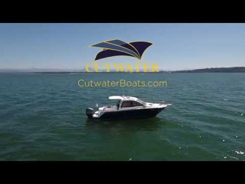 Cutwater C-24 Coupe video