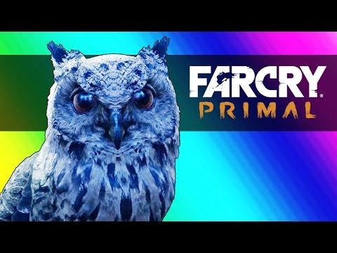 Thumbnail: Far Cry Primal - Taming Animals! (Funny Moments and Gameplay)