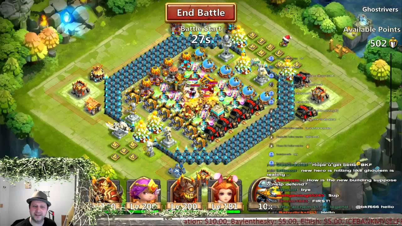 Build War Gw