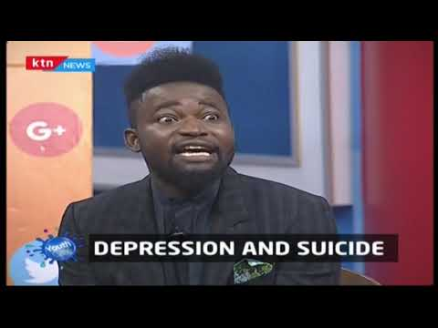 Depression and Suicide in Kenya | YouthCafe (Part 2)