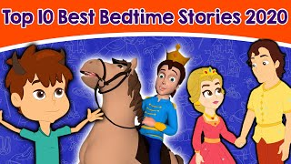 Top 10 Best Bedtime Stories 2020 In English  Fairy Tales In English   English Cartoons   Fairy Tale