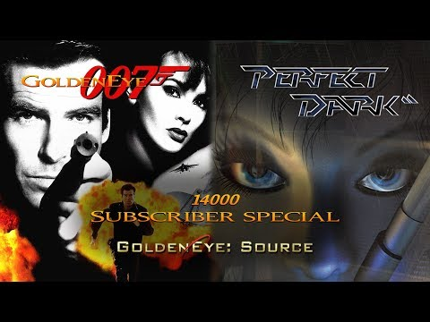 GoldenEye / Perfect Dark / GE:S - 14k Sub Special Livestream