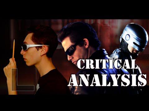 [Critical Analysis] Terminator vs Robocop. Epic Rap Battles of History. Chisel This!