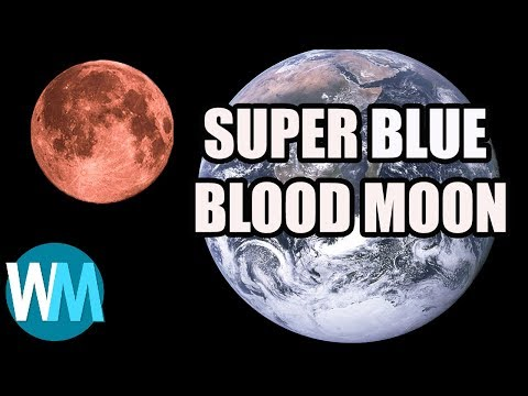 Top Things You Need To Know About The Super Blue Blood Moon