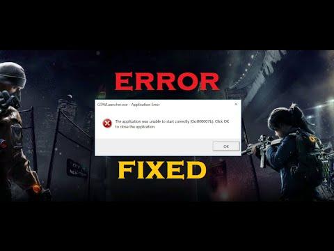 How To Fix Error 0xc00007b In Windows 10 8 1 8 7 Best Method 100