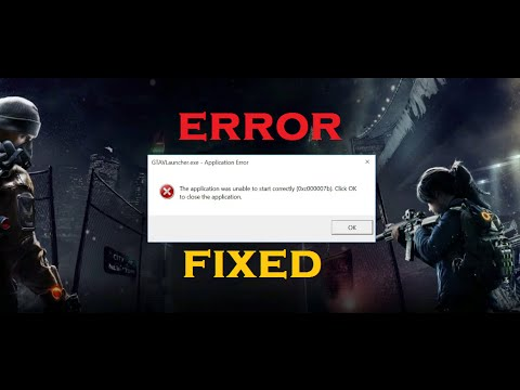 How to Fix Error 0xc00007b in Windows 10/8.1/8/7 (Best Method) [100% Solved]