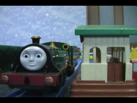 tomy emily the emerald green engine theme tribute youtube