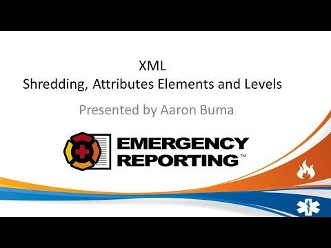 SQL XML - Shredding, OpenXML and Options