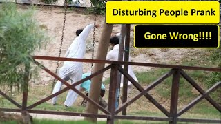 Disturbing People Prank | Funny Pranks | Pranks In Pakistan | Faizan Malik