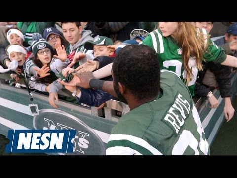 Should Patriots Bring Back Darrelle Revis?