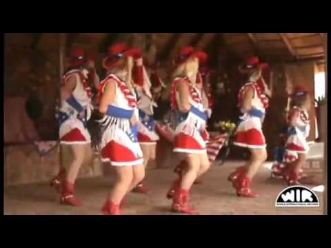 Download Rodeo Girls - Say Hello Line Dance