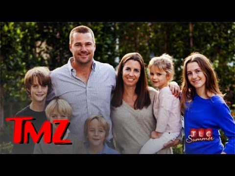 Chris O'Donnell  Most Patient Dad Of The Year!  TMZ