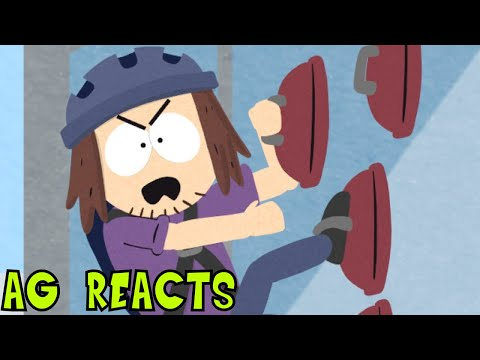 Suction Cup Man! (South Park Inspired Animation) Reaction
