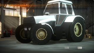 Need for Speed The Run Mods #2   Traffic Cars, NPC Tractors and Ball Test Cars