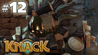 Knack - Gameplay Walkthrough - Part 12 (hd Ps4 Gameplay)