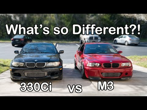 What Exactly Did BMW Change For the M3?!