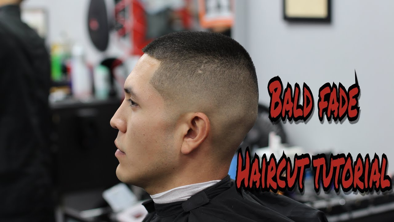 Bald Fade Haircut Tutorial Skin Fade Youtube