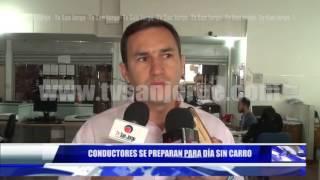 CUIDADO AMBIENTAL DURANTE EL DÍA SIN CARRO