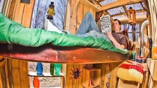 Micro-tiny Homes As Freedom From Codes & Loans