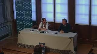 Antonio Manzini presenta