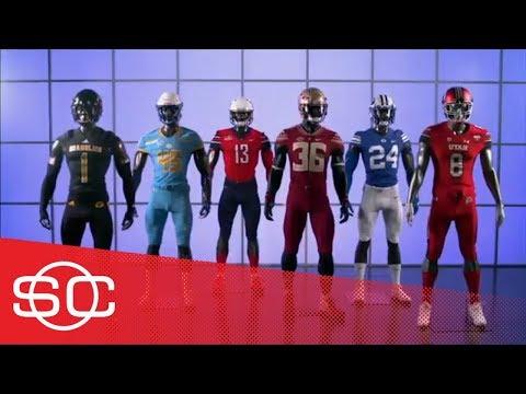2018 Week 13 of college football uniforms: Arizona State, Arizona, BYU, Utah & FSU | SportsCenter