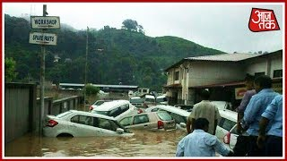 Himachal को ले डूबी भारी बारिश | New