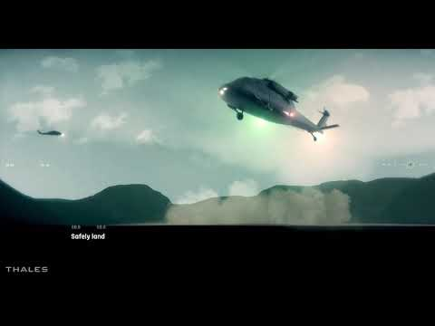 Thales Delivers Future Vertical Lift Capability Dominance
