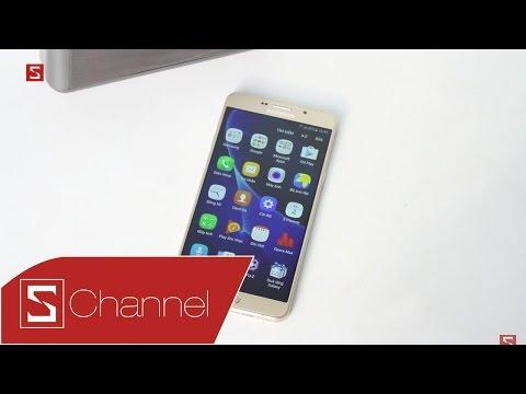 Schannel – Trên tay Galaxy A9 Pro chính hãng đầu tiên đồng bằng sông Cửu Long: 11.99tr, tháng 7 bán