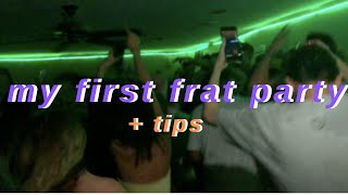 My First Frat Party  ASU Edition