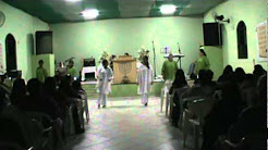 Grupo EL-SHADAI Coreografia Luz do seu Rosto