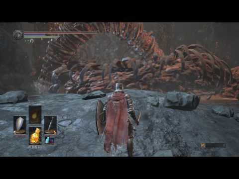 Dark Souls III 大蛇