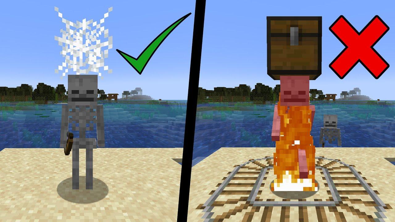 Cosas que NO tienen SENTIDO en Minecraft - Parte 7