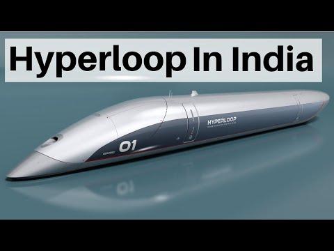 Hyperloop In India | When Will We Get One?