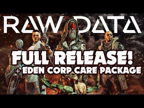 Eden Corp Care Package | RAW DATA FULL RELEASE IS HERE!